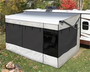 Lippert 362230 Grey Solera Family Room Awning Enclosure
