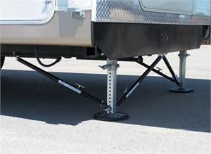 Jt'S Strong Arm 191025 Jack Stabilizers - For Travel Trailers